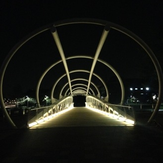 Bridge at The Yards Park